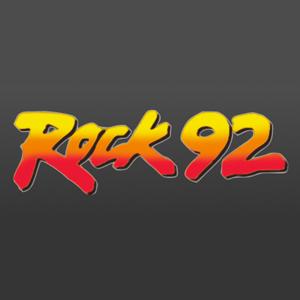 WKRR - WKRR 92.3 FM Logo