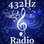 432Hz Radio