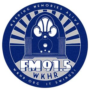 WKHR - 91.5 FM Logo