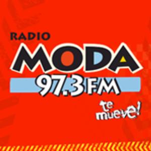 Radio Moda 97.3 FM Logo