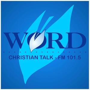 WORD-FM - Christian Talk 101.5 FM Logo