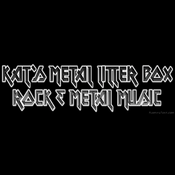 Kat's Metal Litter Box Canadian Rock & Metal Radio