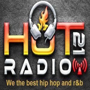 Hot 21 Radio Logo