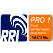RRI Pro 1 Bandung FM 97.6