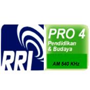 RRI Pro 4 Bandung AM 540
