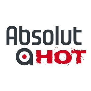 absolut hot Logo