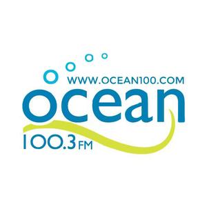 CHTN Ocean 100 FM Logo
