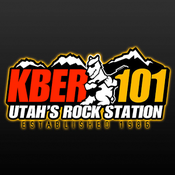 KBER - Utah\'s Rock Station 101.1 FM