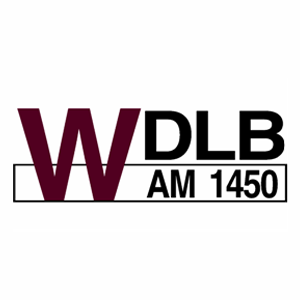 WDLB - Marshfield's Own AM 1450 Logo