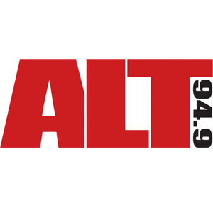 KHTB-FM - Alt 94.9 FM Logo