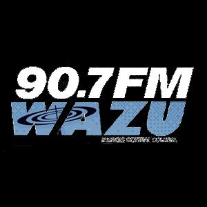 WAZU - 90.7 FM Logo