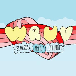 WRUV 90.1 FM Logo