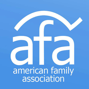 WBKU - American Family Radio 91.7 FM Logo