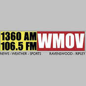 WMOV 1360 AM