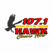 KDBX - The Hawk 107.1 FM