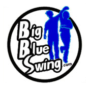 Big Blue Swing