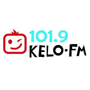 KELO-FM 101.9 FM Logo