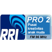 RRI Pro 2 Bandung FM 96
