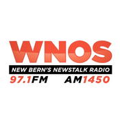 WNOS - WNOS New Bern's Newstalk Radio 1450 AM