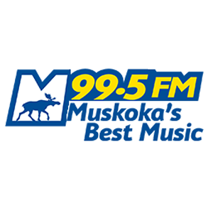 CFBG Moose FM Muskoka 99.5 FM Logo