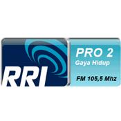 RRI Pro 2 Surakarta FM 1055