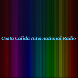 Costa Calida International Radio 90.0 & 100.0 FM Logo
