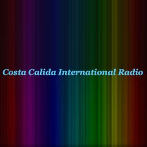 Costa Calida International Radio 90.0 & 100.0 FM Logo