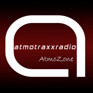 atmotraxxRadio AtmoZone Logo