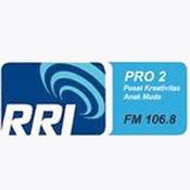 RRI Pro 2 Bogor FM 106.8