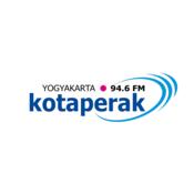 radio kotaperak Yogyakarta 94.6 FM