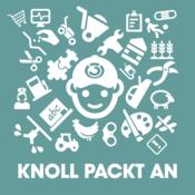 Knoll packt an
