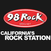 KRXQ - 98 Rock radio stream - Listen online for free