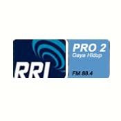 RRI Pro 2 Pekanbaru FM 88.4