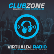 Virtual DJ Radio - Clubzone radio stream - Listen online for free
