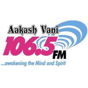 Aakash Vani 106 5 FM radio stream - Listen online for free