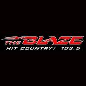 KHSL-FM - The Blaze 103.5 FM