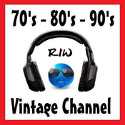 70s 80s 90s RIW VINTAGE CHANNEL
