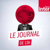 Journal de 13h00 - France Inter