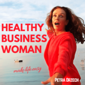 Healthy Business Woman