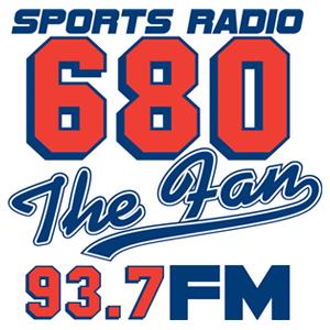 WCNN - Sports Radio 680 The Fan   Listen online