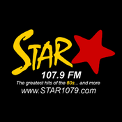 STAR 107.9 - America\'s First 80s station