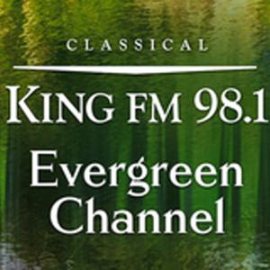 King FM Evergreen Channel radio stream - Listen online for free