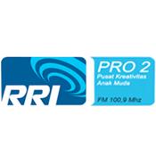 RRI Pro 2 Denpasar FM 100.9